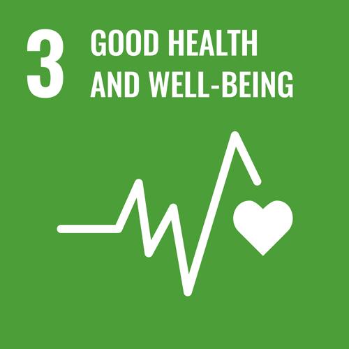 SDG Good health Discover Visually