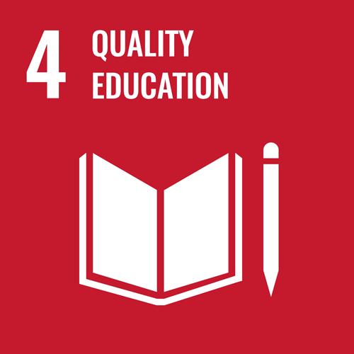 SDG Quality education Discover Visually
